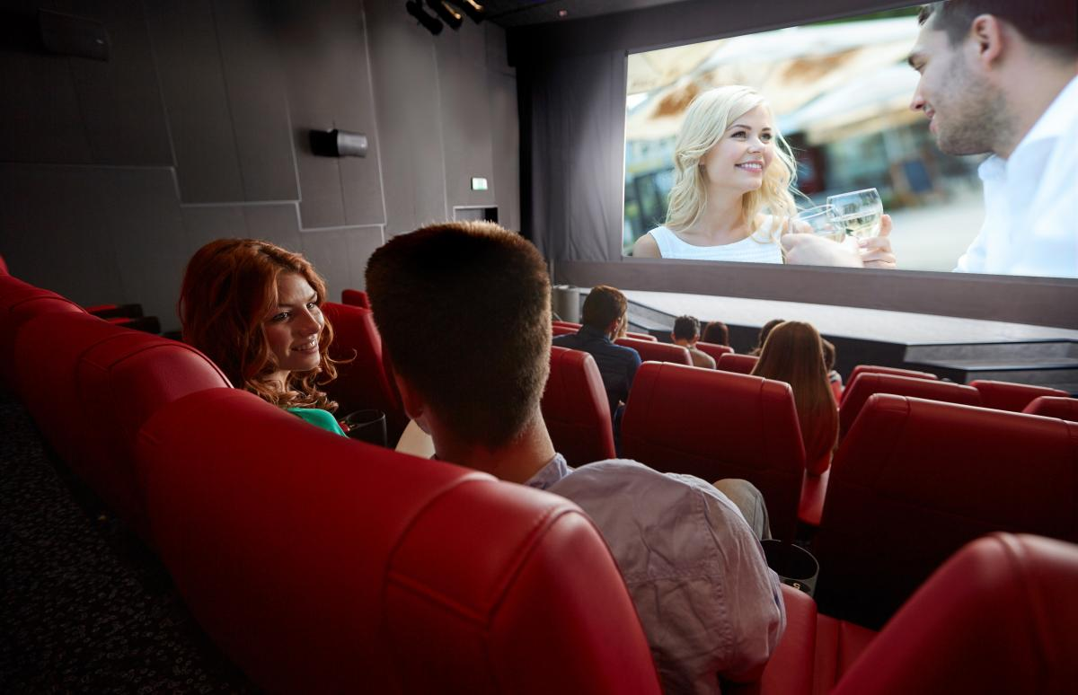 Soundproof Movies Theaters and Cinemas
