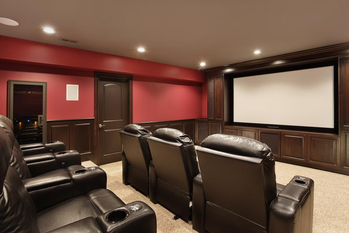 Damping in Home Theaters